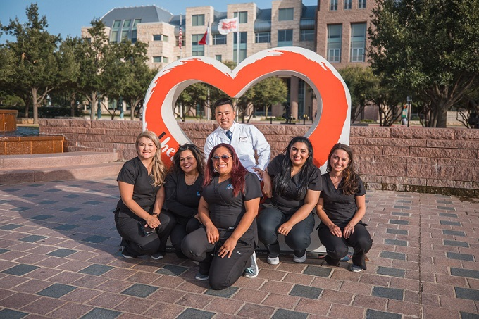 Frisco Dentist Team